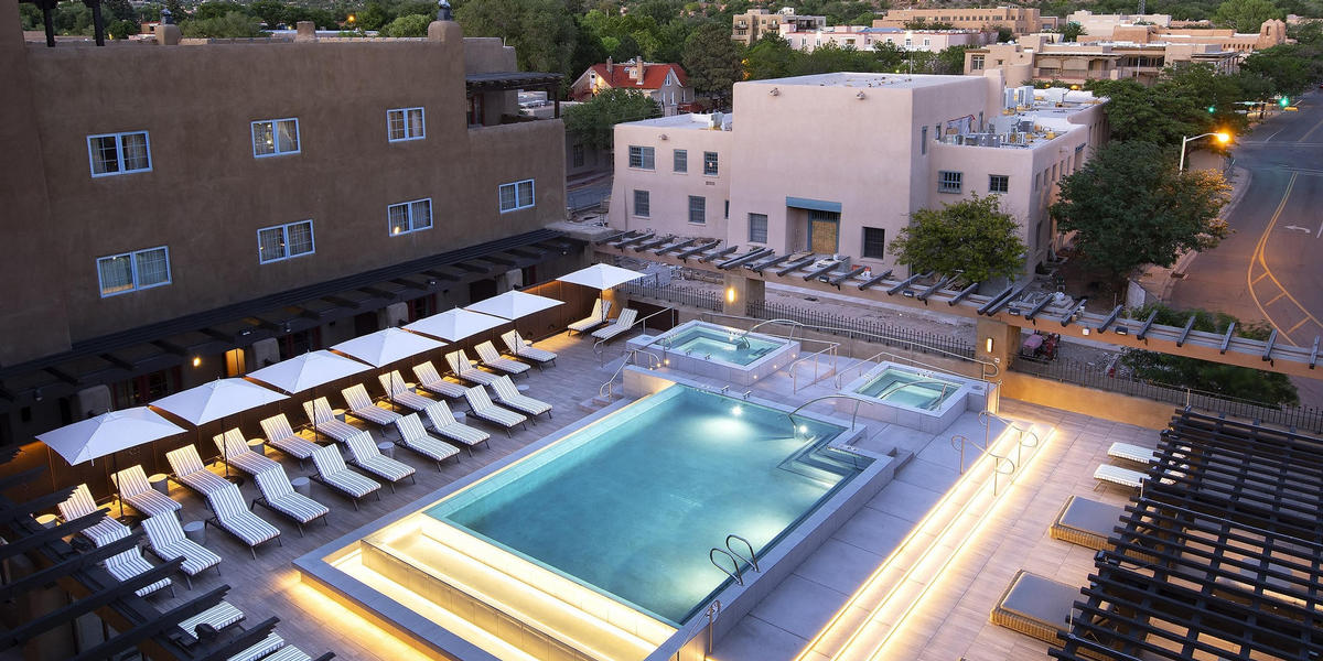 coming soon rooftop pool